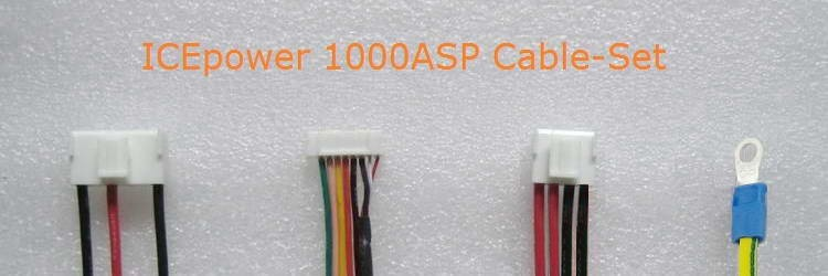 ghentaudio --- DIY Cable-Set for ICEpower 1000ASP module
